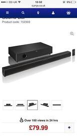 LOGIK L32SWLB16 2.1 Wireless Sound Bar