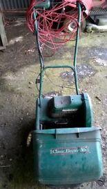 Qualcast Classic Electric