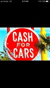 ☎️WE BUY ALL SCRAP USED CARS 4 BEST CASH! ☎️CALL TODAY!☎️