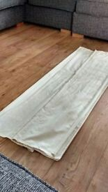 Roman Blind. Beige / Faun in Colour. Height 168cm by Width 140cm (Still Available)