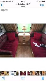 Swift challenger se 2004 fixed bed
