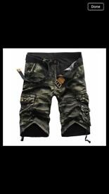 Brand new with tags Cargo shorts