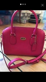 Authentic 'Coach' handbag