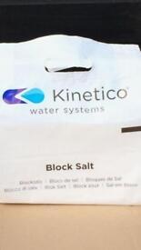 Kinetico salt blocks