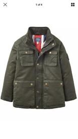 Boys Joules Coat age 8 years