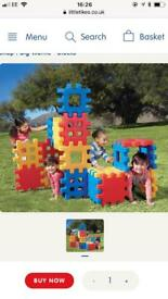 Little tikes big waffle blocks.
