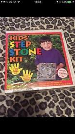 Kids step stone kit