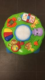 Leap pad activity table