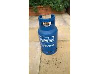 7Kg Butane Calor Gas Bottle - Almost full