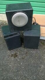 Computer Speakers £10