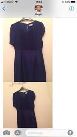 Blue dress. Size 10