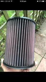 K+N green filter pipercross tuning air filter ford kuga focus citroen peugeot