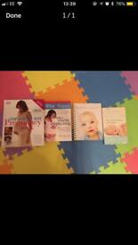 Maternity book bundle