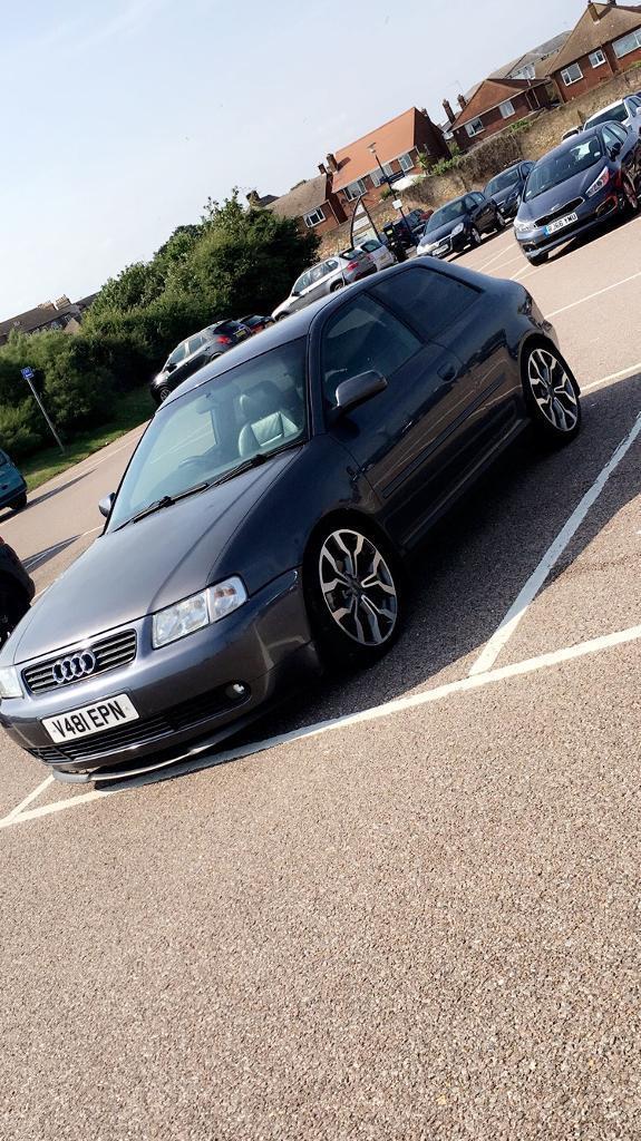 Audi A3 1.8t swaps