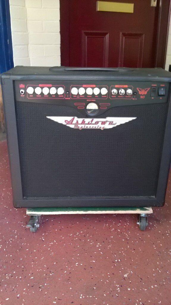 guitar amp all valve combo