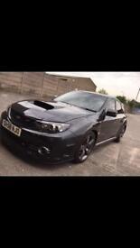 Subaru Impreza Sti - Limited Edition