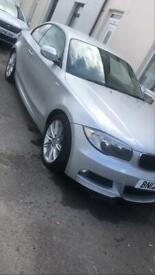 BMW 1 series M sport coupe 2.0l diesel