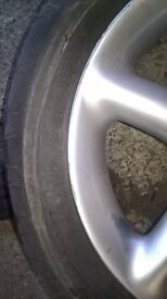 """15"""" Alloys previously on Ford XR3i"""