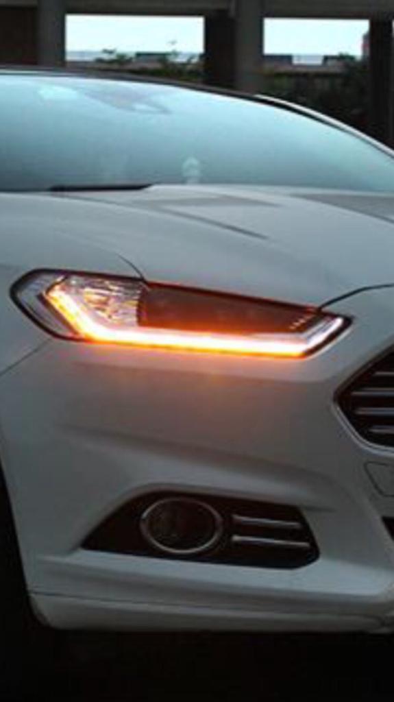 FORD MONDEO MK5 LED DYNAMIC HEADLAMP