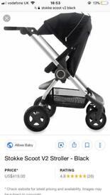 Stokke Scoot V2 Pushchair