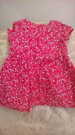 TIGERLILY GIRLS DRESS from Debenhams. 12-18 months