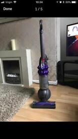 Dyson DC50 Animal Bagless Upright Vacuum Cleaner Over 3 Year Guarantee Left