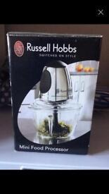 Compact Multi food processor