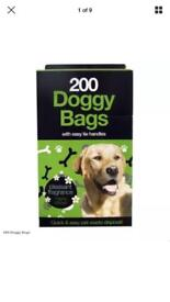 Scented Dog Poo Bags. 22 pack job lot