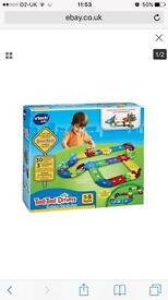 Vtech Toot Toot drivers track