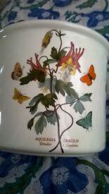 Beautiful Vintage Portmeirion Flower pot (a 1972 piece)