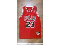 NBA Swing Man Jordan Chicago Bulls Jersey, size Small