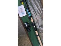 Eel Fishing Rod Set