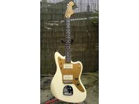 Jazzmaster 'J Mascis' guitar + custom pickups