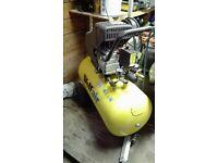 Air Compressor 50l tank very good condition