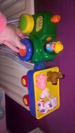 bin bag of toys