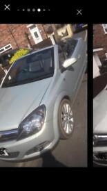 Vauxhall Astra twintop convertible- 10 month MOT