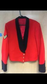 Royal regiment of Scotland Mess jacket