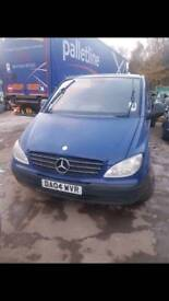 Mercedes Vito long wheel base