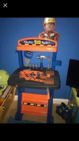 Bob the builder tool bench