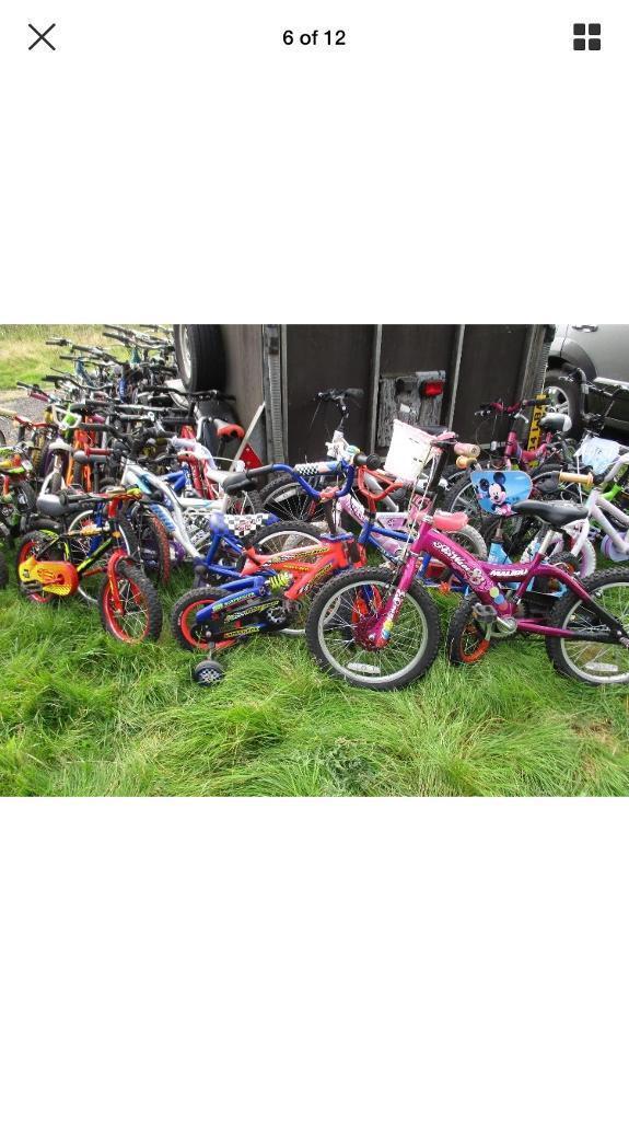 Job lot 31 bikes