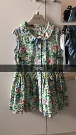 2 girls dresses. Immaculate condition!!
