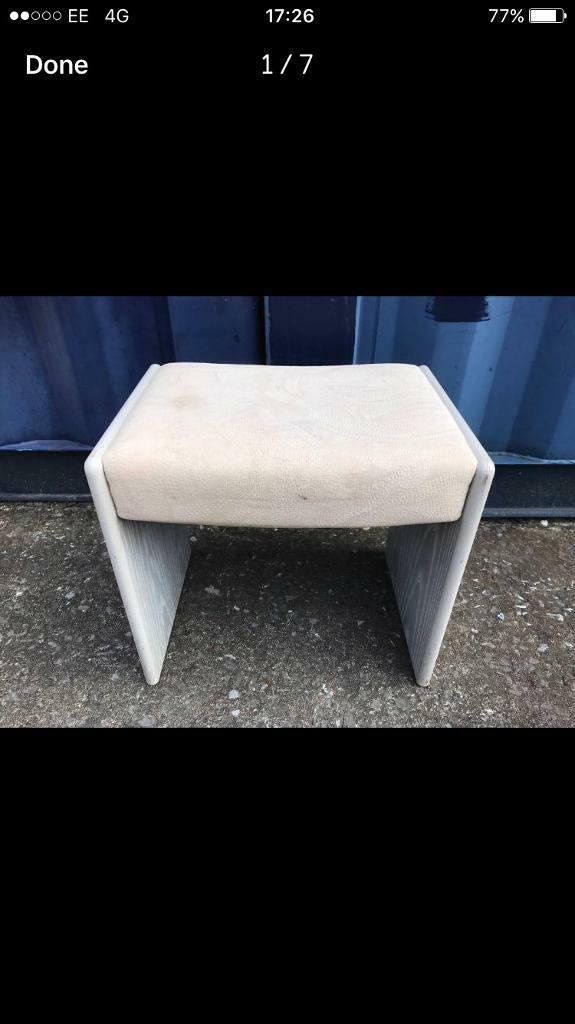 G plan dressing table stool FREE DELIVERY PLYMOUTH AREA