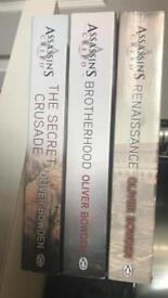 Assassins Creed Trilogy Books