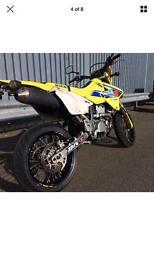 400cc enduro Suzuki