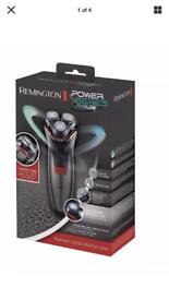 Remington PR1350 PowerSeries Aqua Plus rotary shaver Silver
