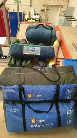Bundle of Camping equipment