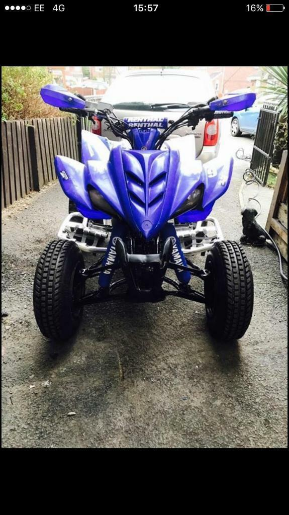 Yamaha Raptor Mint Condition Pxswaps In Eccles Manchester