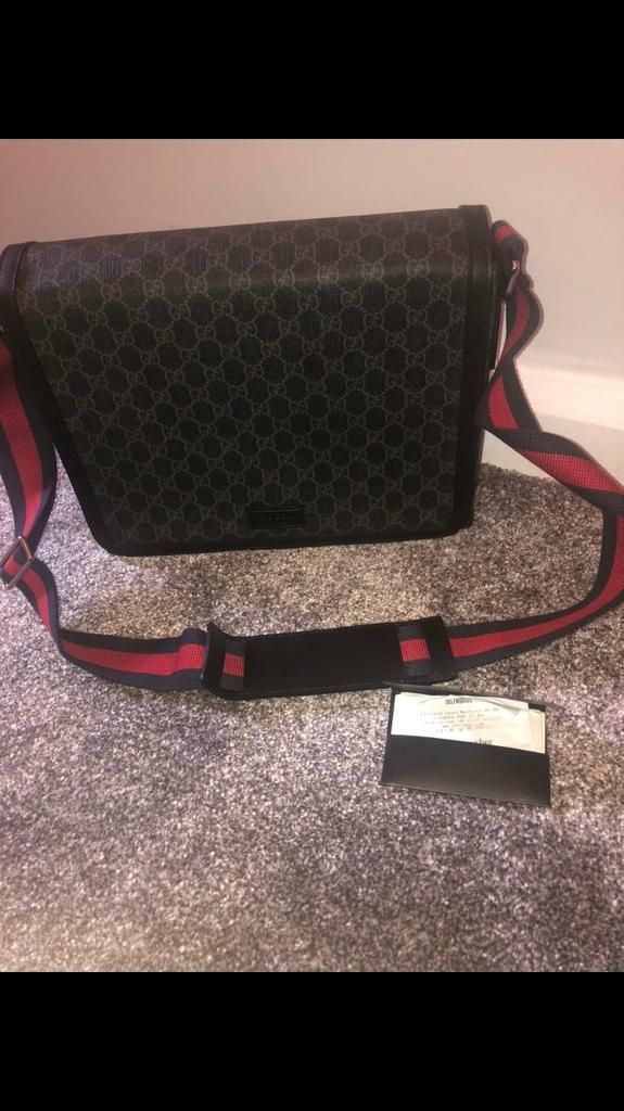 012be154b4a7d9 Gucci messenger bag | in Deansgate, Manchester | Gumtree