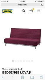 IKEA sofa bed hardly used £150