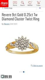 Beautiful Diamond ring *SOLD*